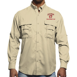 Challenger Dad L/S Pro Fishing Shirt