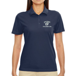 Challenger Mom Performance Polo