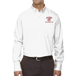 Challenger Dad Operate L/S Twill Shirt