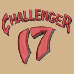 Challenger 17 Pro Fishing Shirt Design