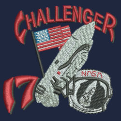 Challenger 17 Origin Performance Polo Design