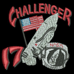 Challenger 17 Journey Fleece Jacket Design