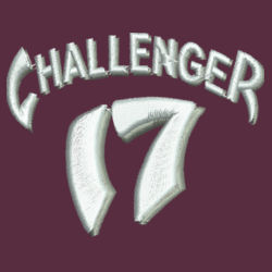 Challenger 17 Full Zip Hooded Sweatshirt Design