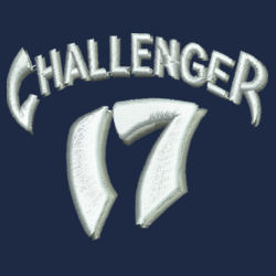 Challenger 17 Former Student Polo Design