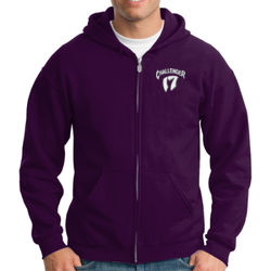 Challenger 17 Full Zip Hooded Sweatshirt Thumbnail